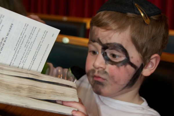 CATFORD AND BROMLEY SYNAGOGUE PURIM 2015
