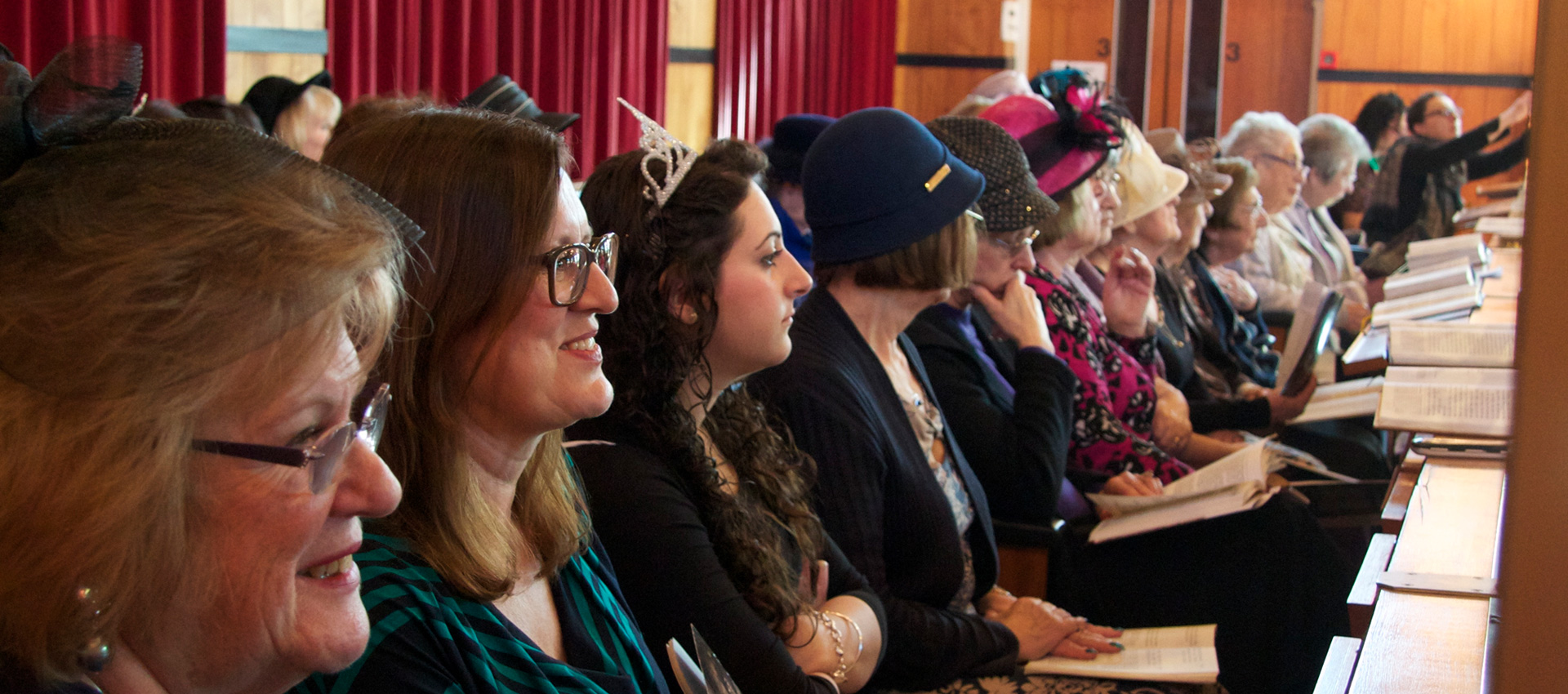 CATFORD AND BROMLEY SYNAGOGUE LADIES